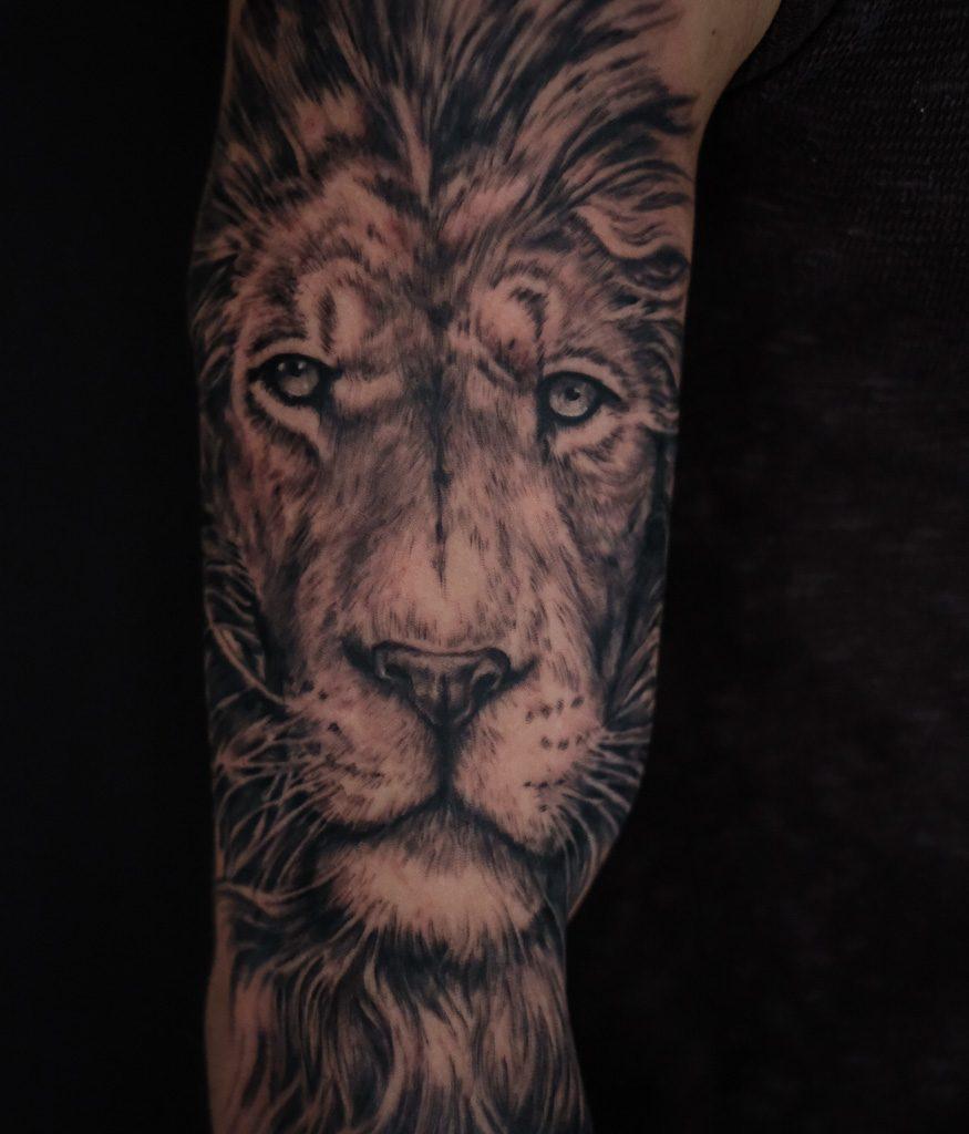 tattoo by Heinz graynd solingen