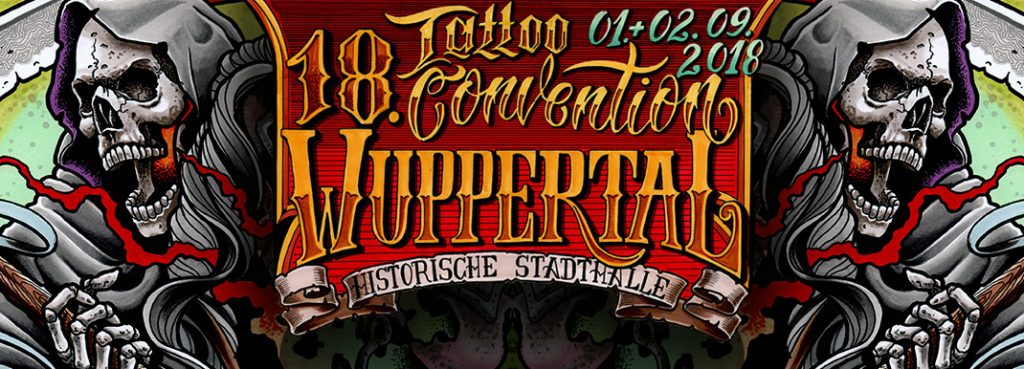 tattoo convention Wuppertal